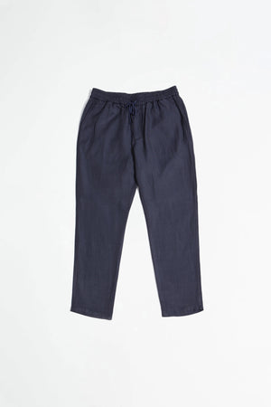 Trousers Cosma virgin wool navy