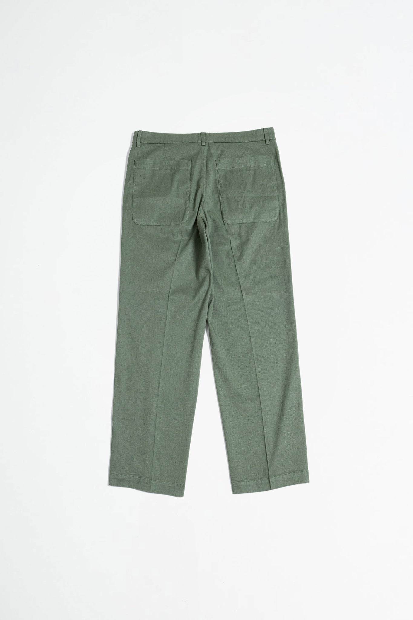 Trousers Velier salvia