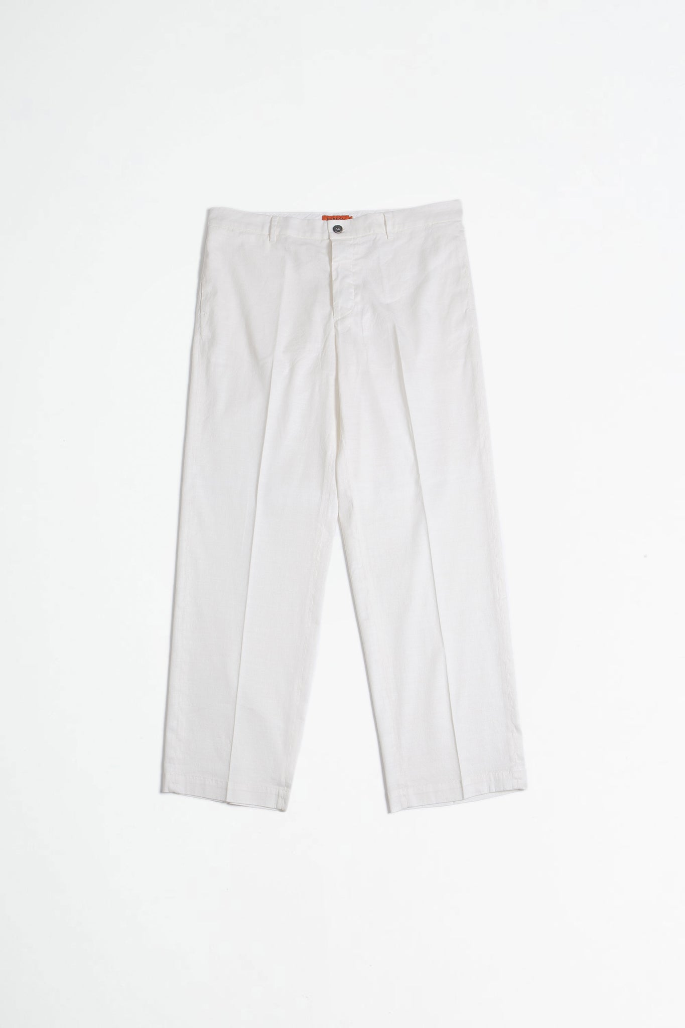 Trousers Velier bianco