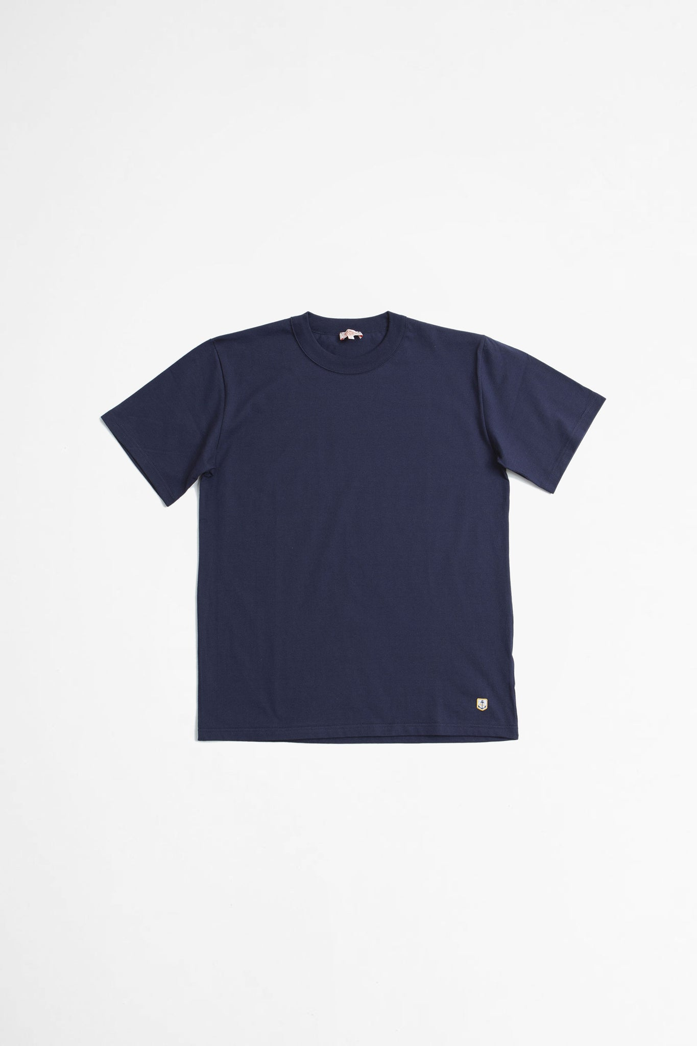 T-shirt Callac navy blue