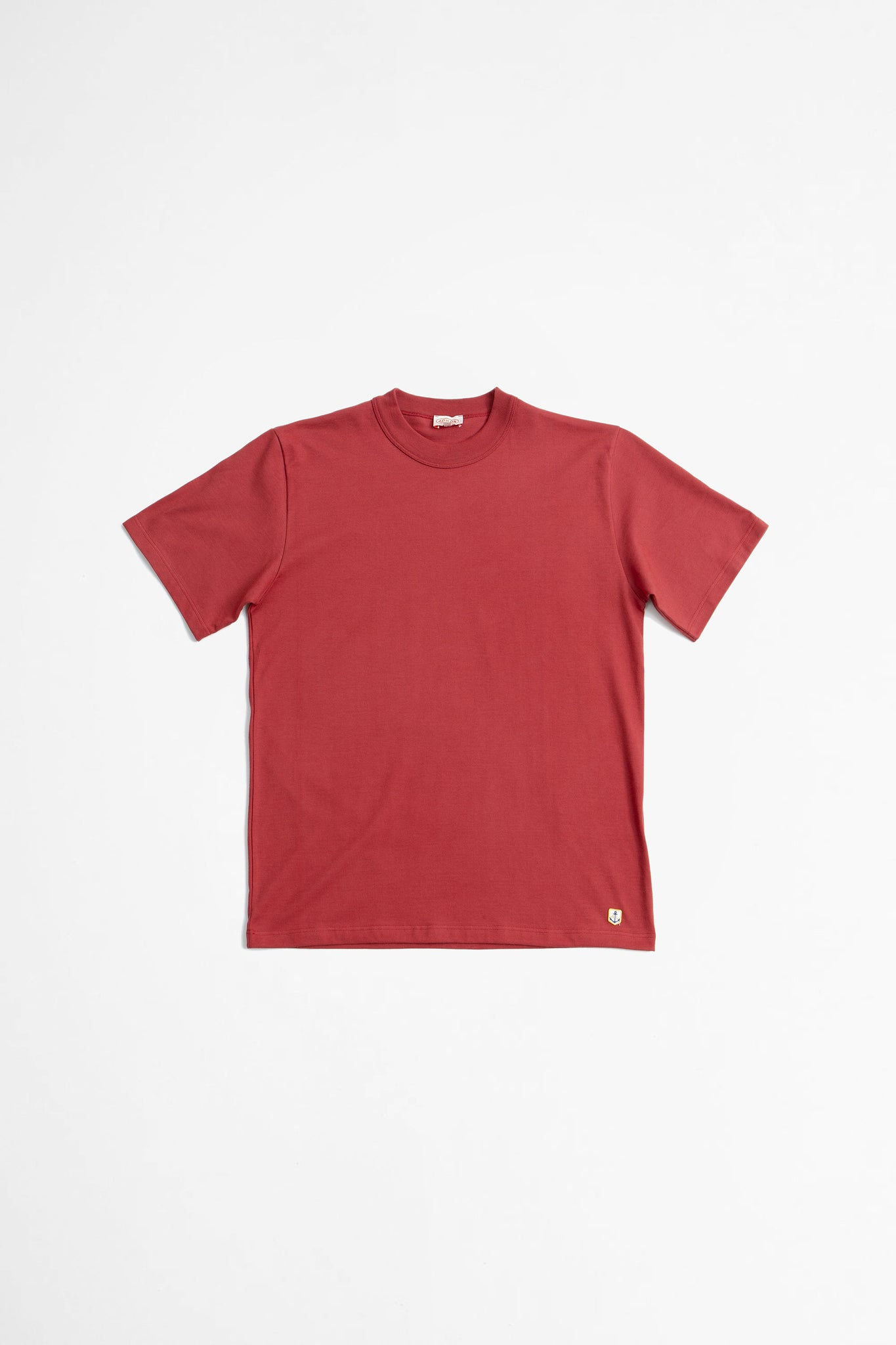 T-shirt Callac portorico dark red