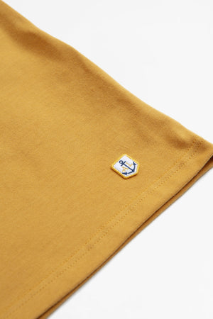 T-shirt Callac quartz yellow