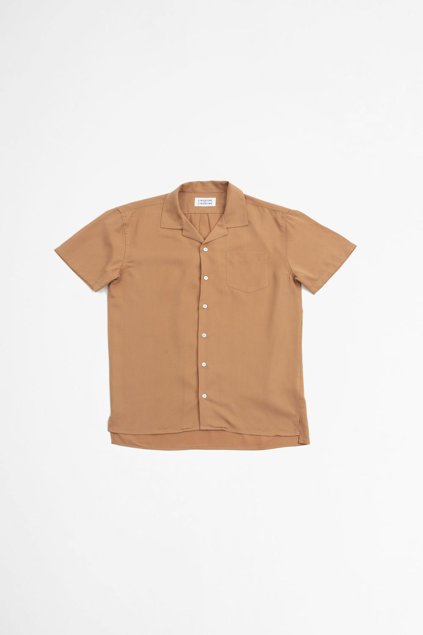 Cave S/S shirt smoked orchid