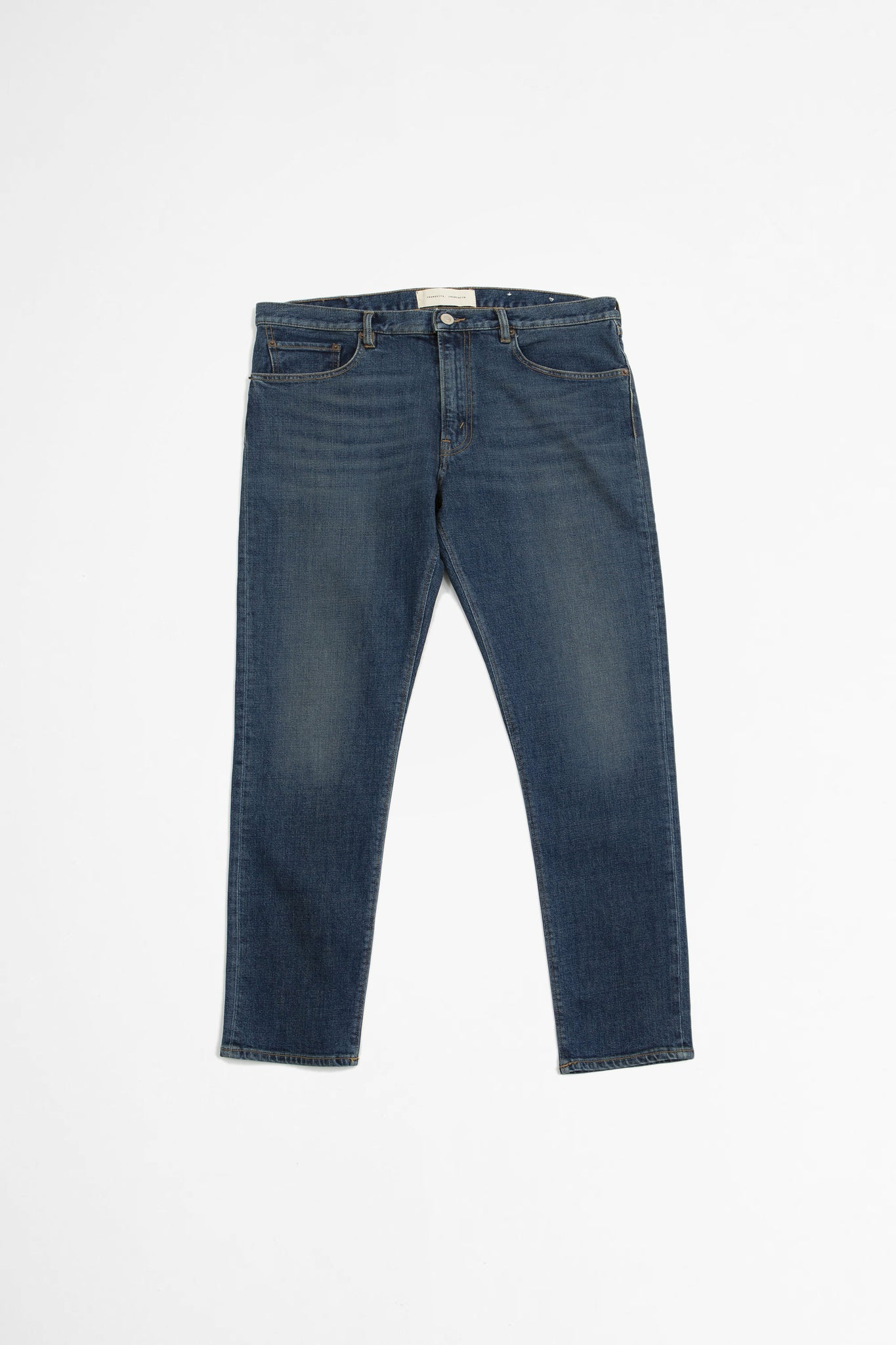 Tapered fit jeans dark vintage