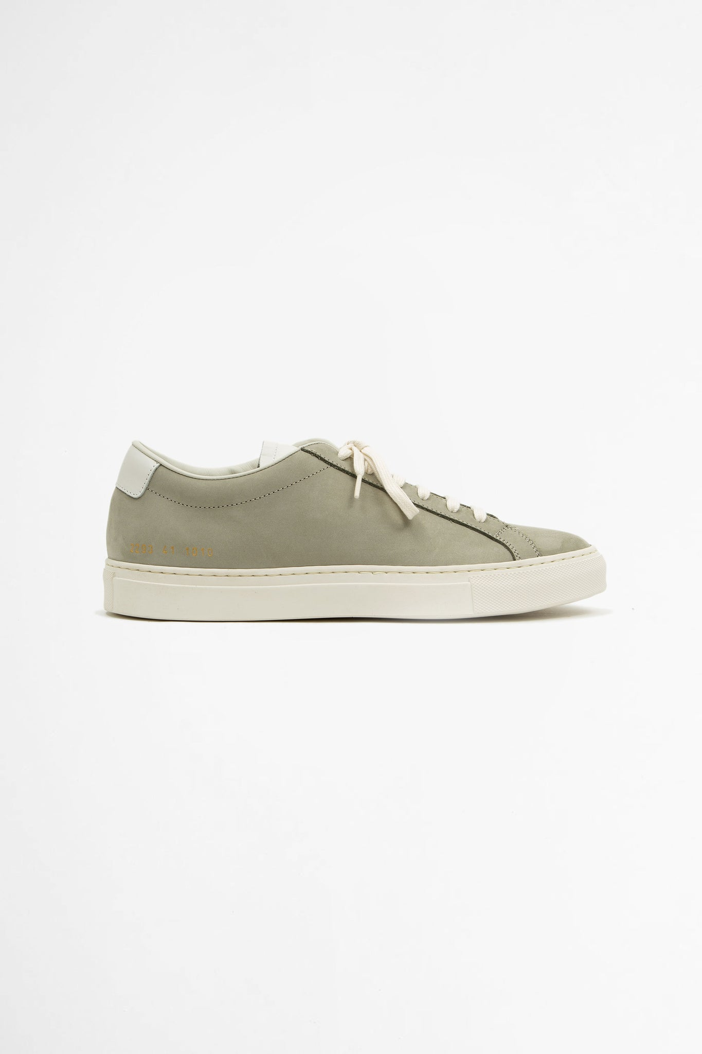 Achilles low in nubuck olive