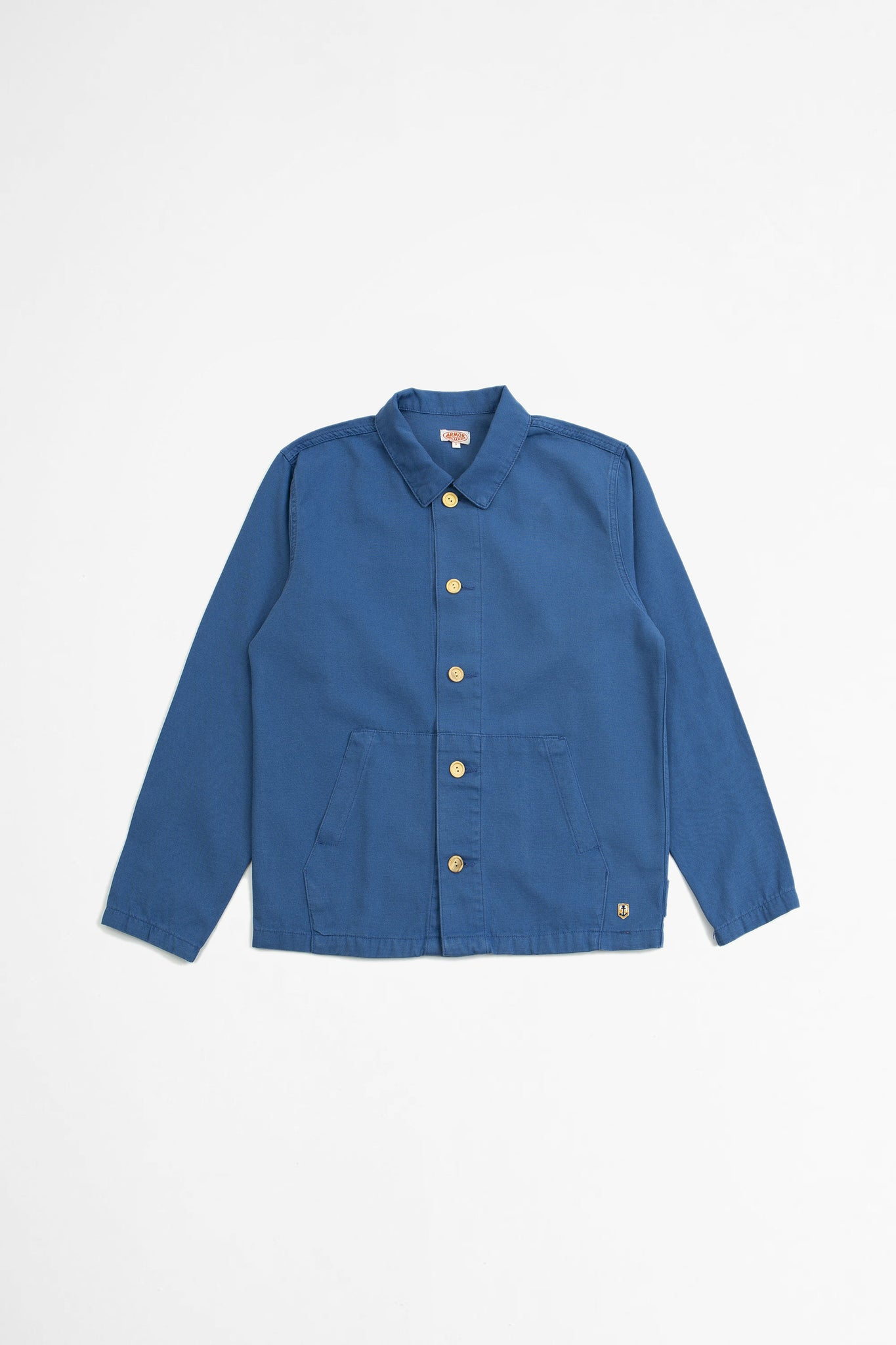 Fisherman jacket ozero blue