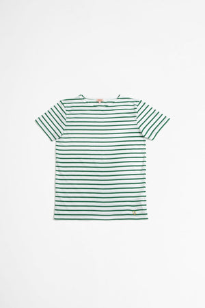 Sailor t-shirt Hoedic white/billard