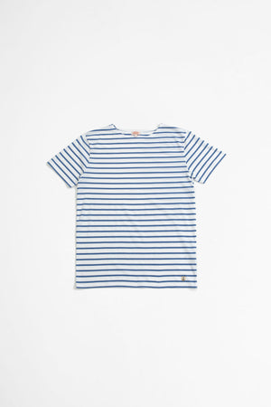 Sailor t-shirt Hoedic white/blue