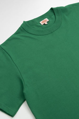 T-shirt heritage billard green