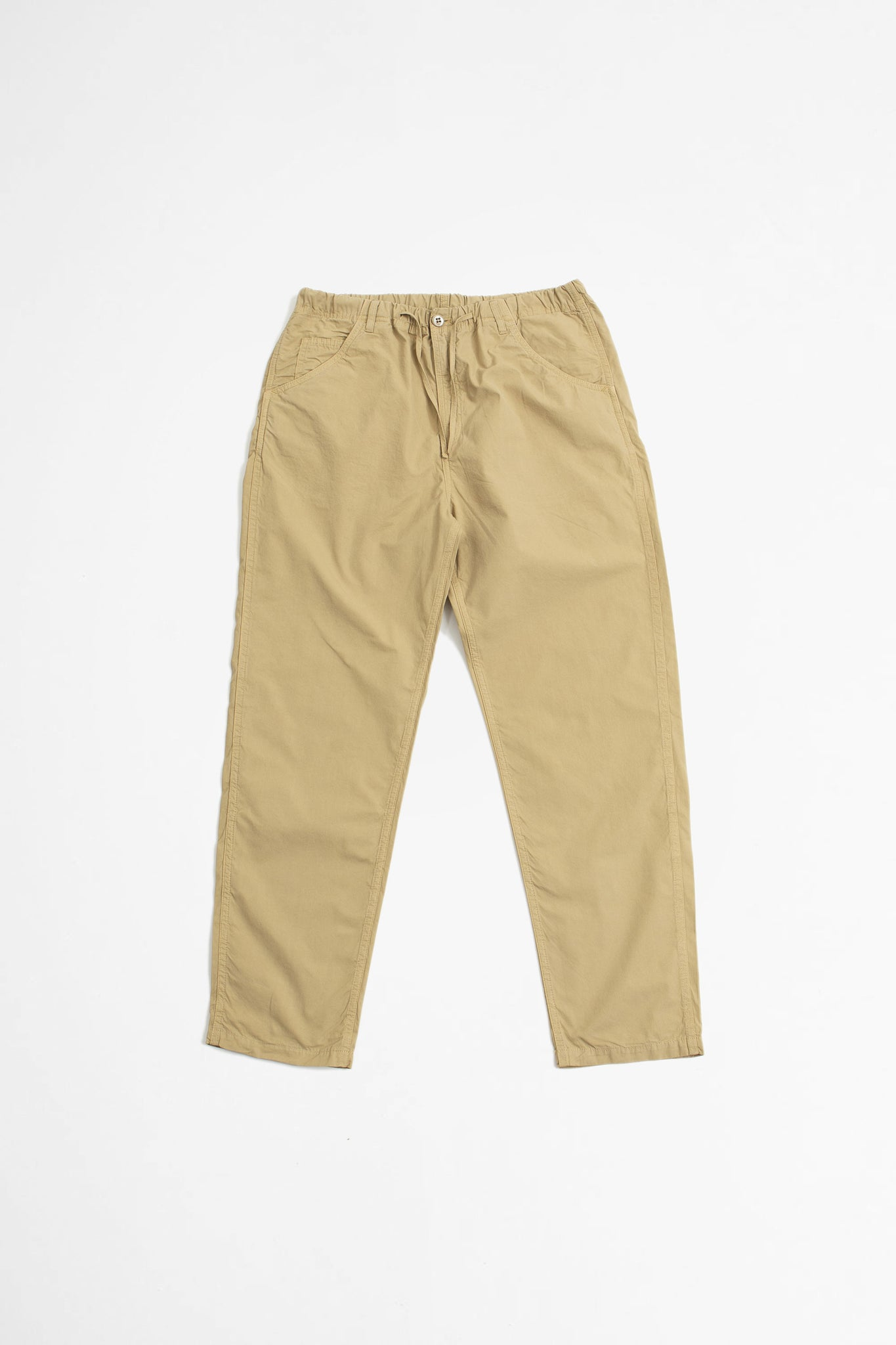 Recreation pant khaki poplin