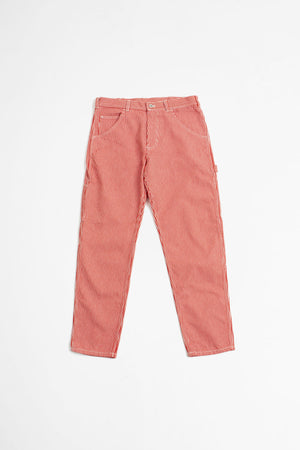 80s Painter pant red hickory