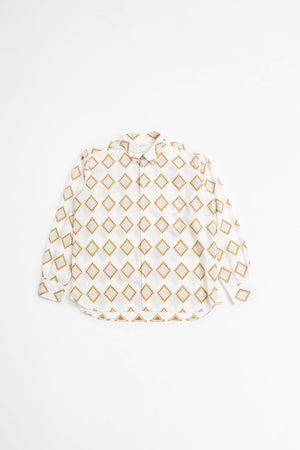 Humber shirt venice cotton gold