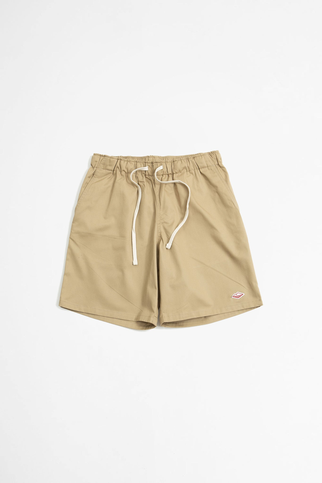 Active lazy shorts beige