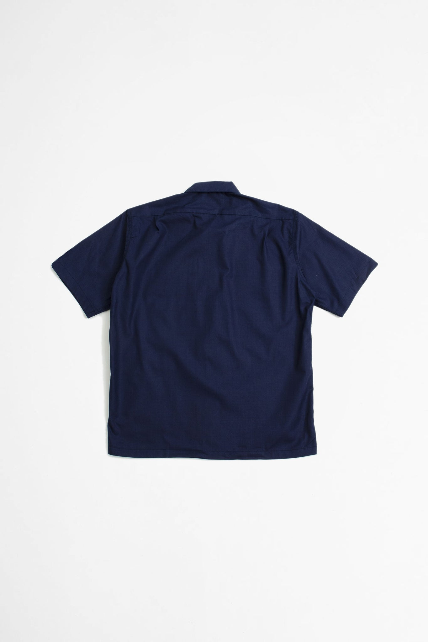 Five pocket island shirt indigo