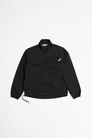 Packable windstopper black