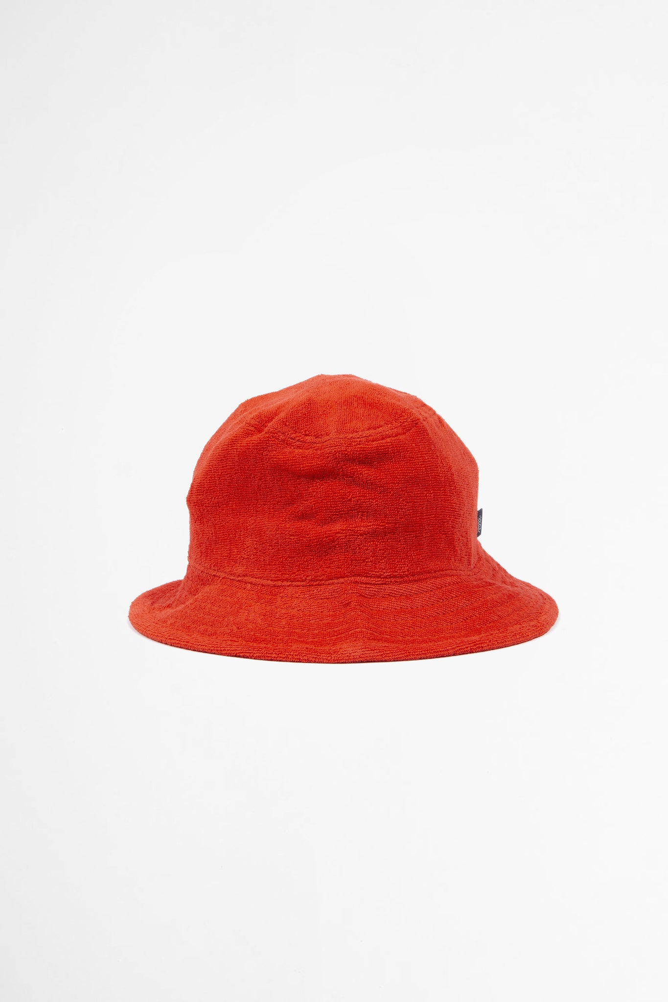 Bucket hat red