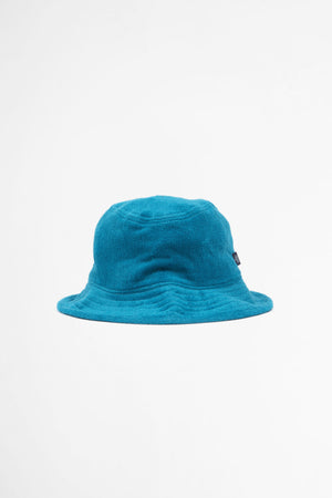 Bucket hat enamel blue