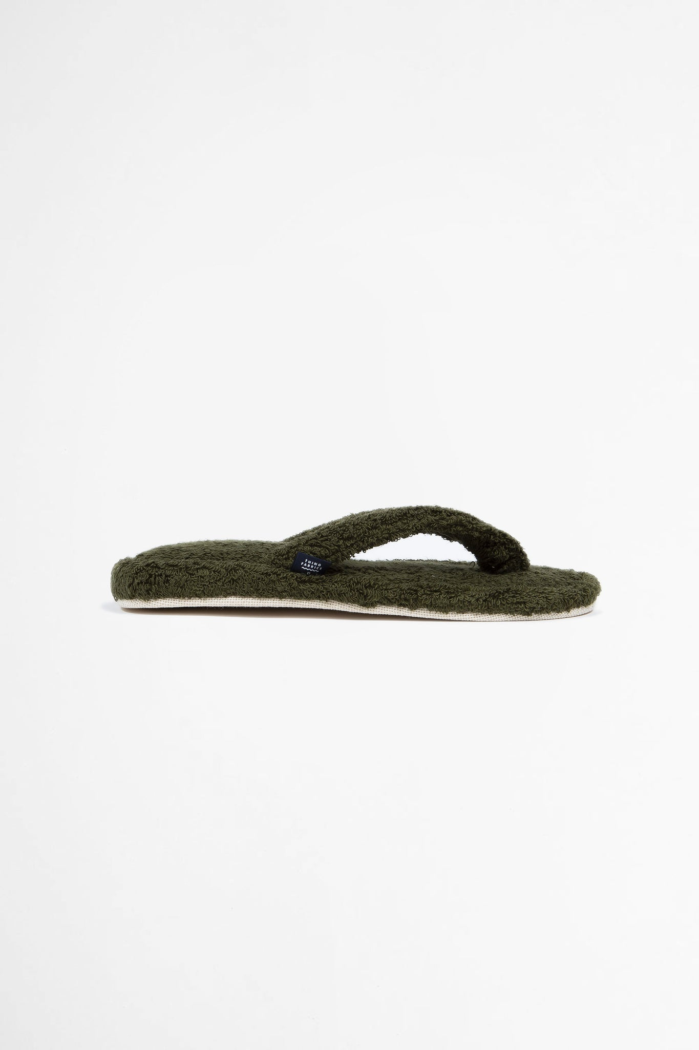House sandals olive