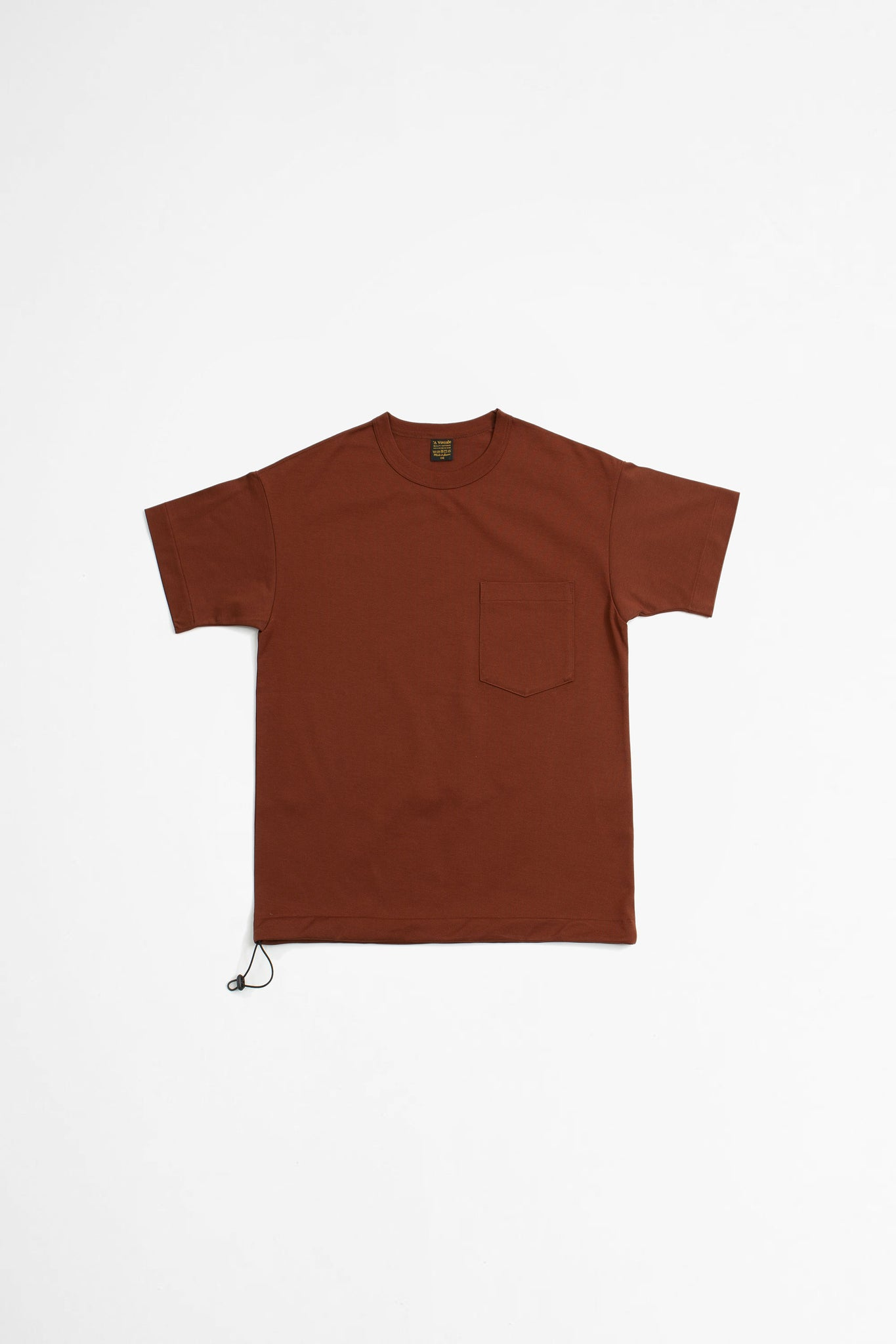 Silket athletic t-shirt brick