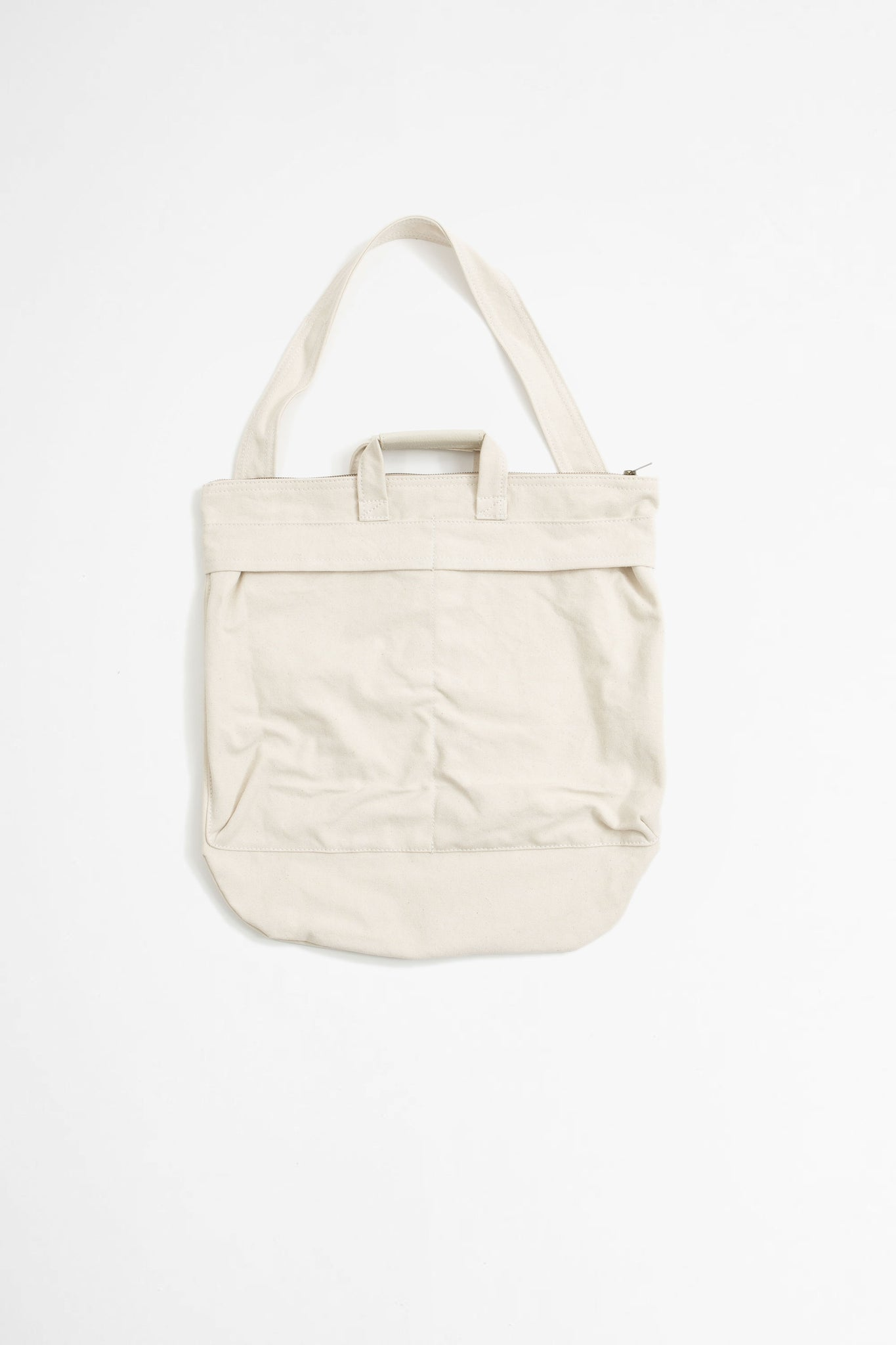 Helmet bag off-white