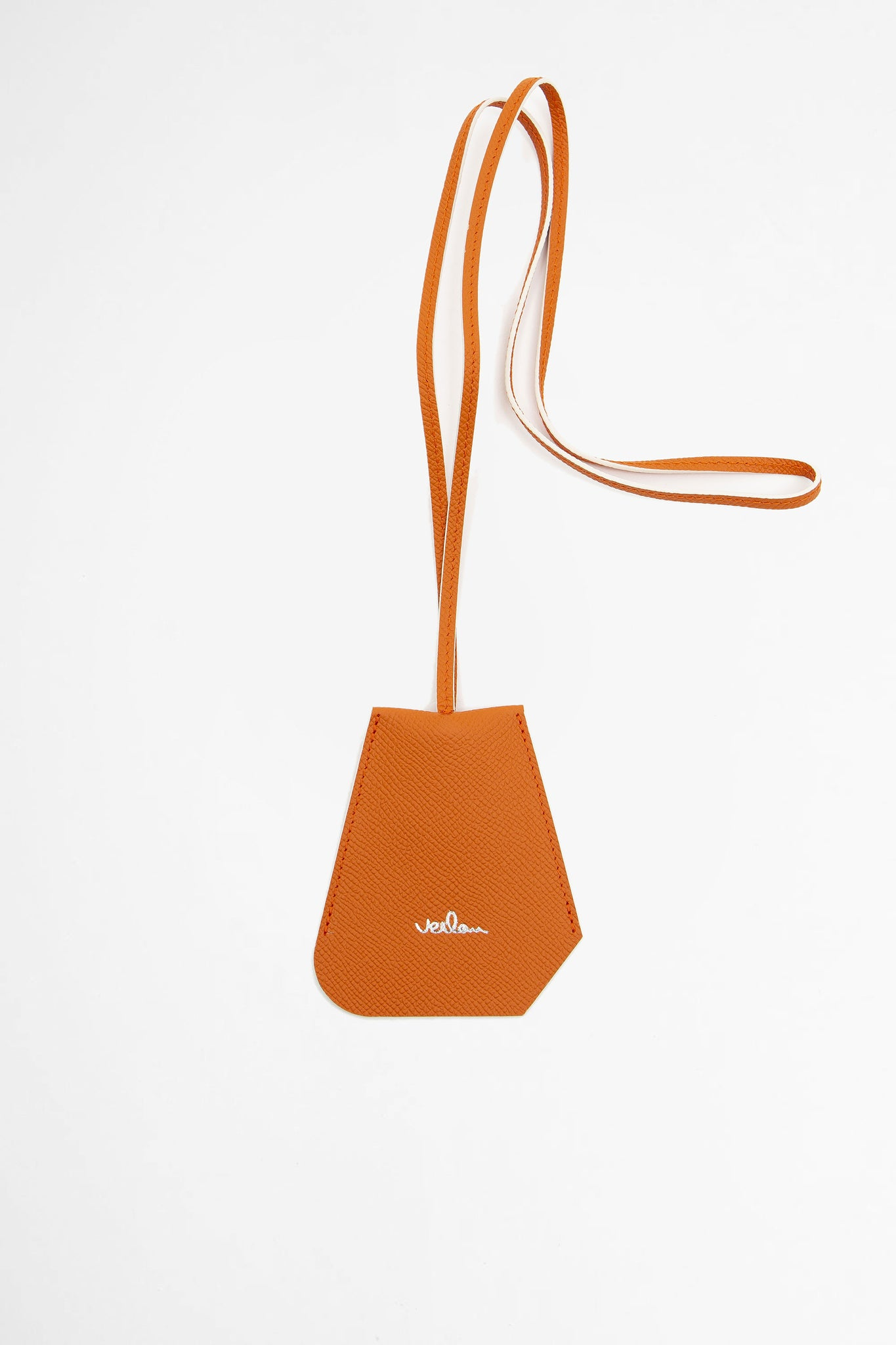 Key bell holder orange