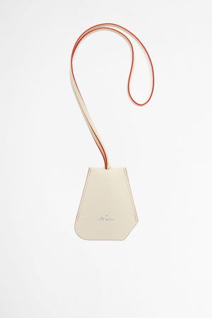 Key bell holder off-white
