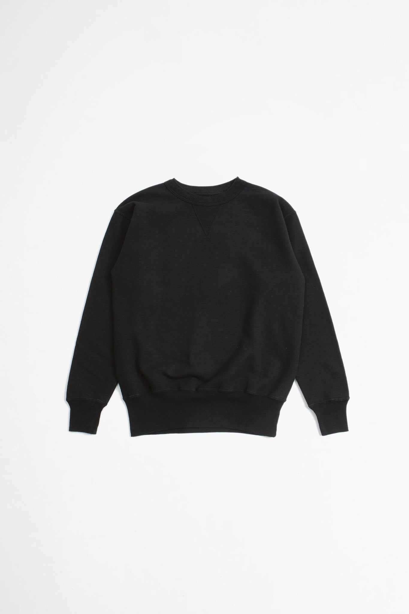 Laniakea crew neck sweat anthracite