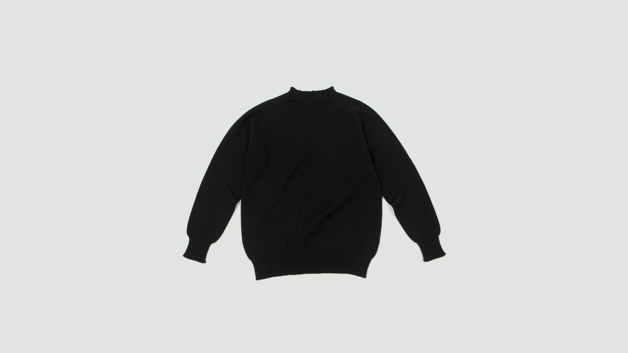Margaret Howell. Utility sweater black