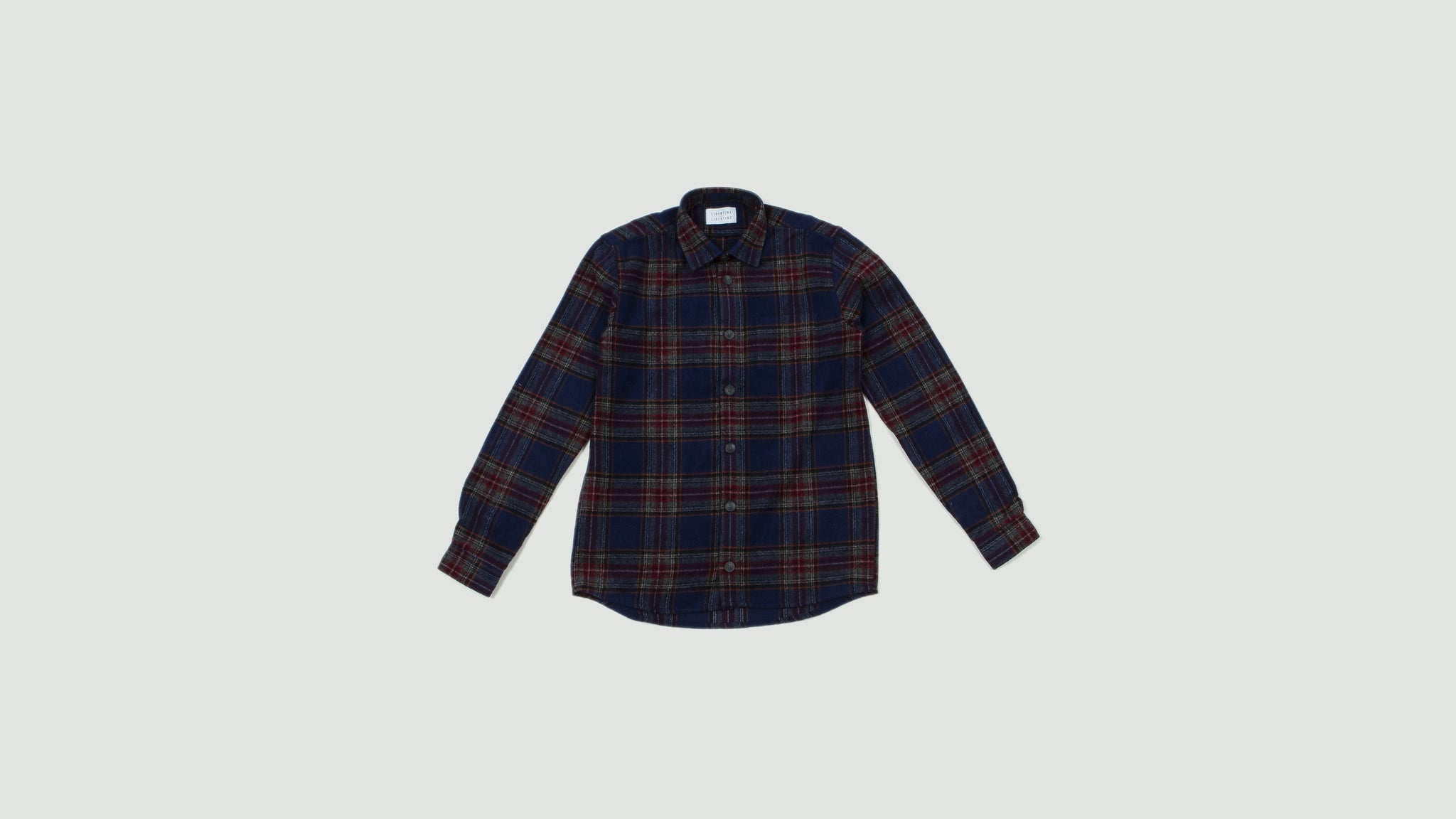 Libertine Libertine. Miracle shirt navy