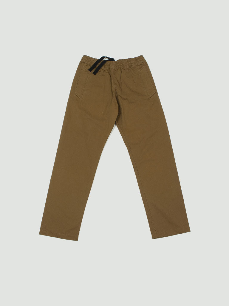 Margaret Howell. Jogger dry compact cotton tobacco