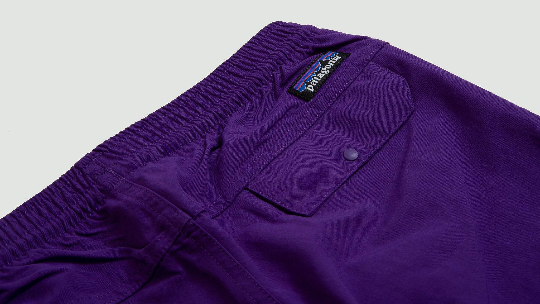Patagonia. Baggies pants purple