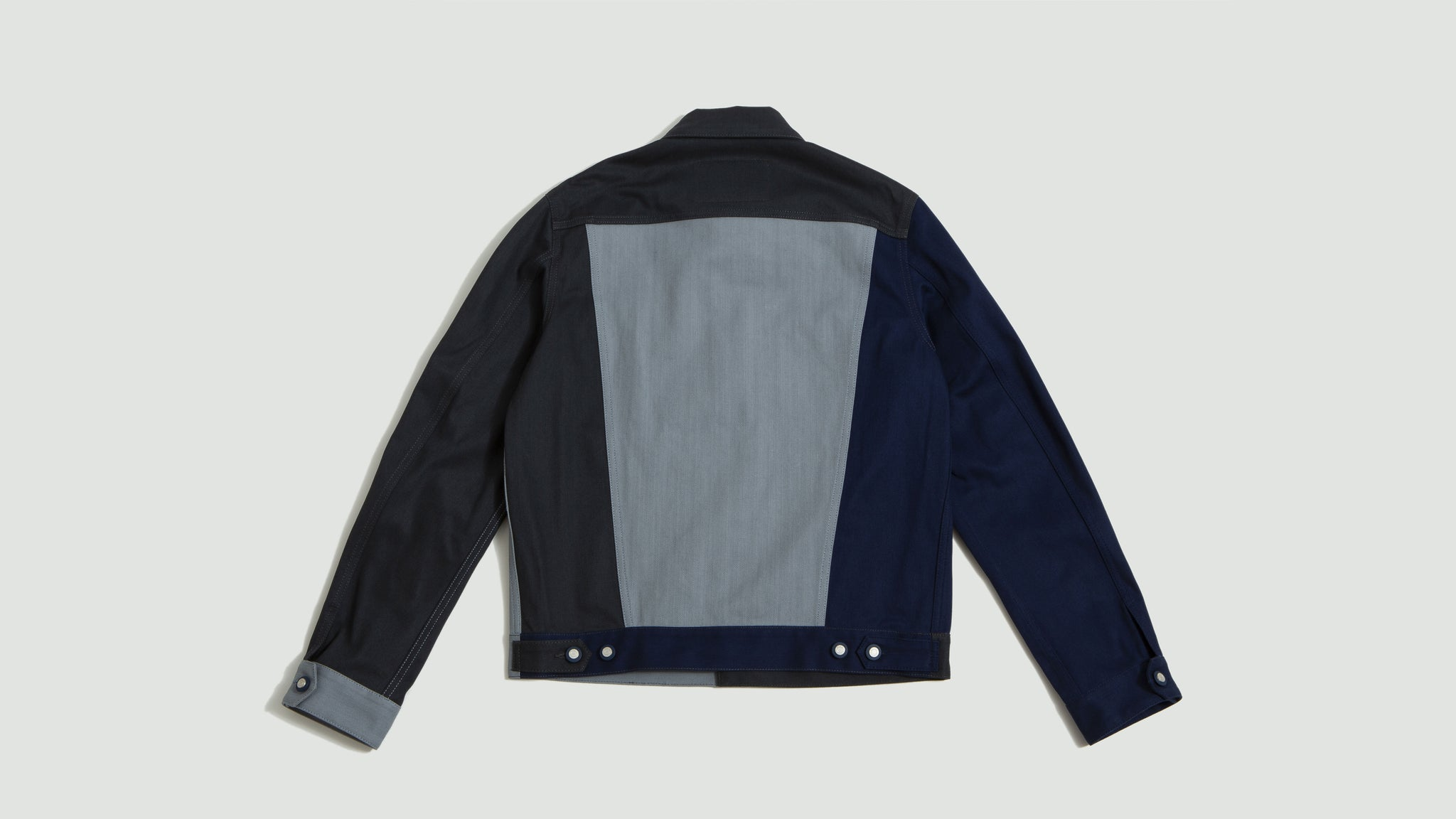 Marni. Overdyed cotton drill jacket