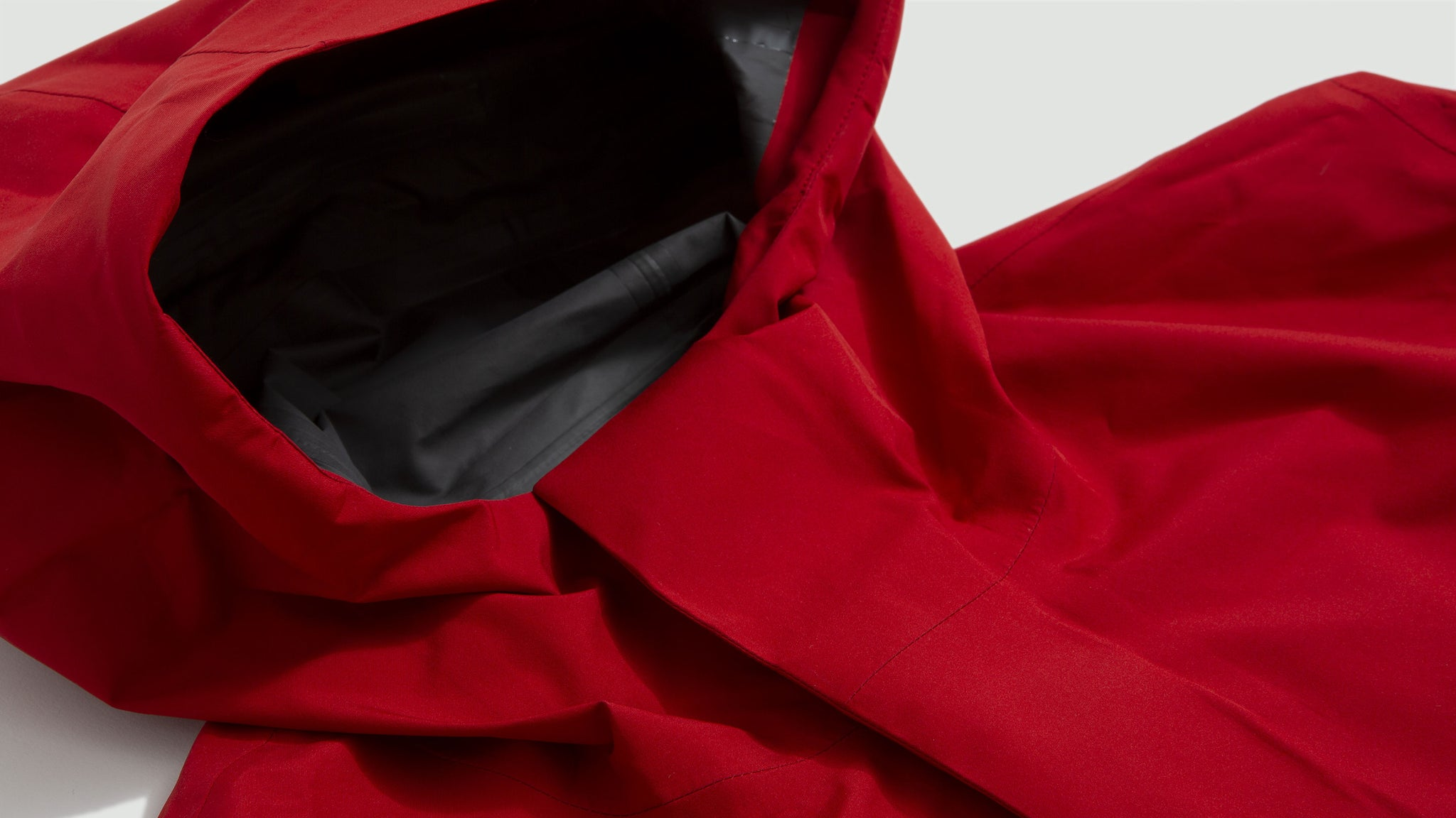 Harstad Shell Gore Tex red