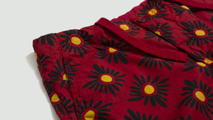 Short trousers red