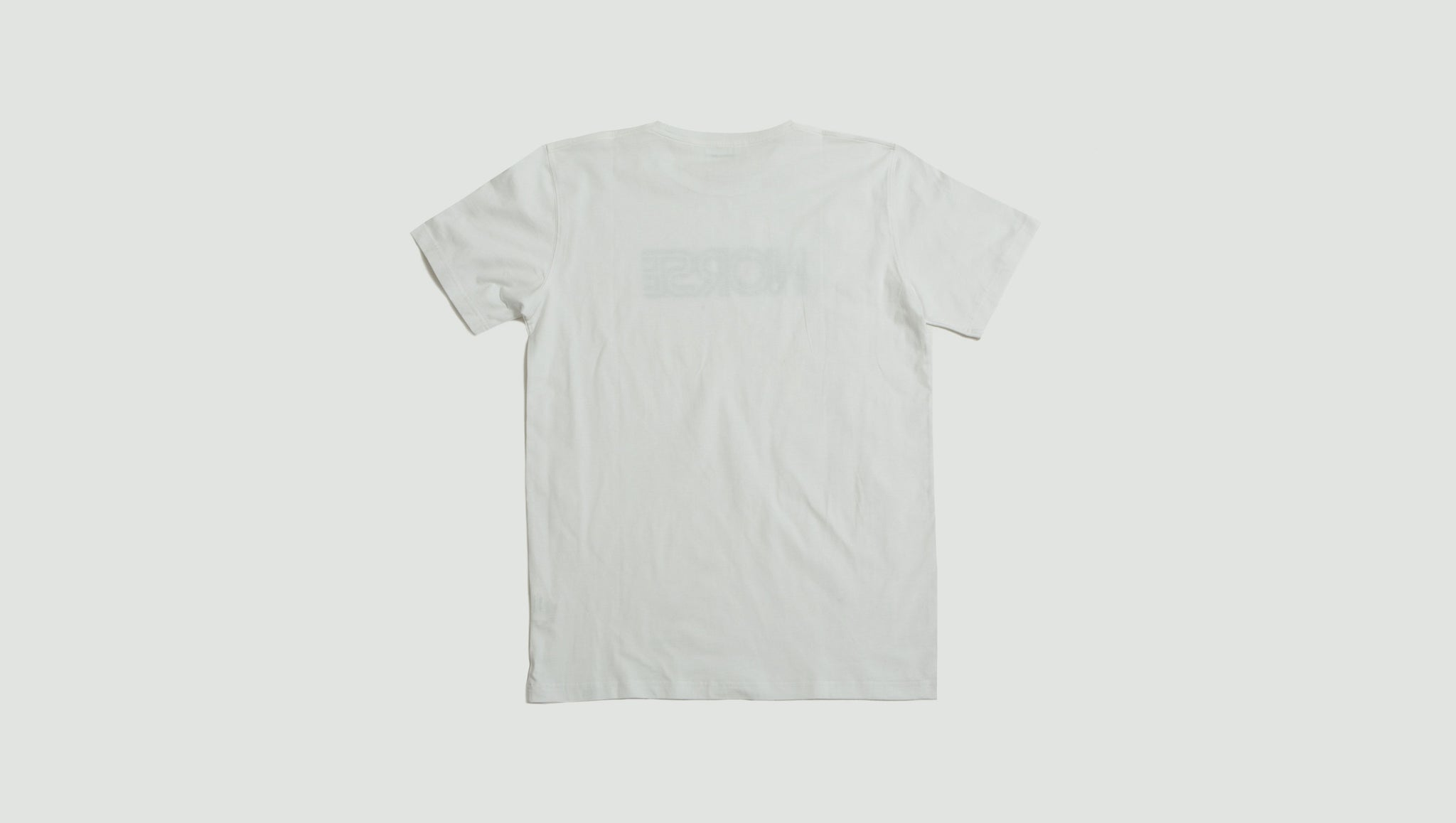 Norse Projects. Niels Nautical Logo white