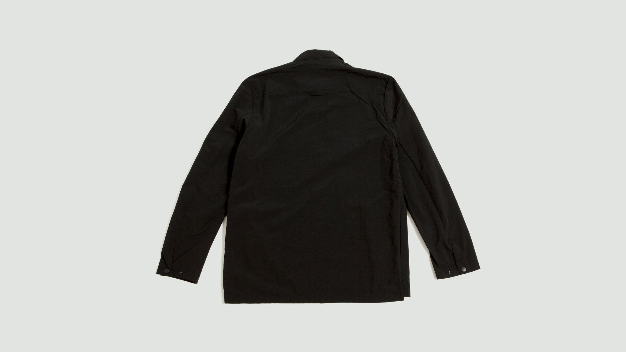 Norse Projects. Jens Zip black
