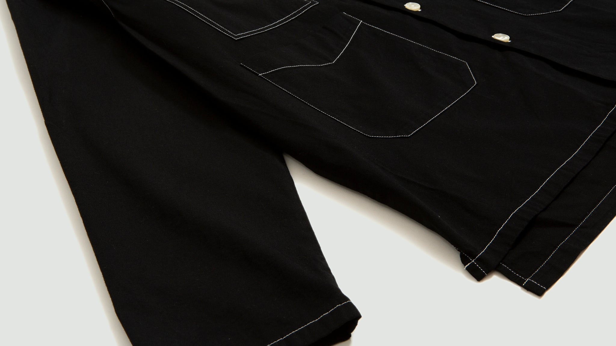 mfpen. Work shirt black