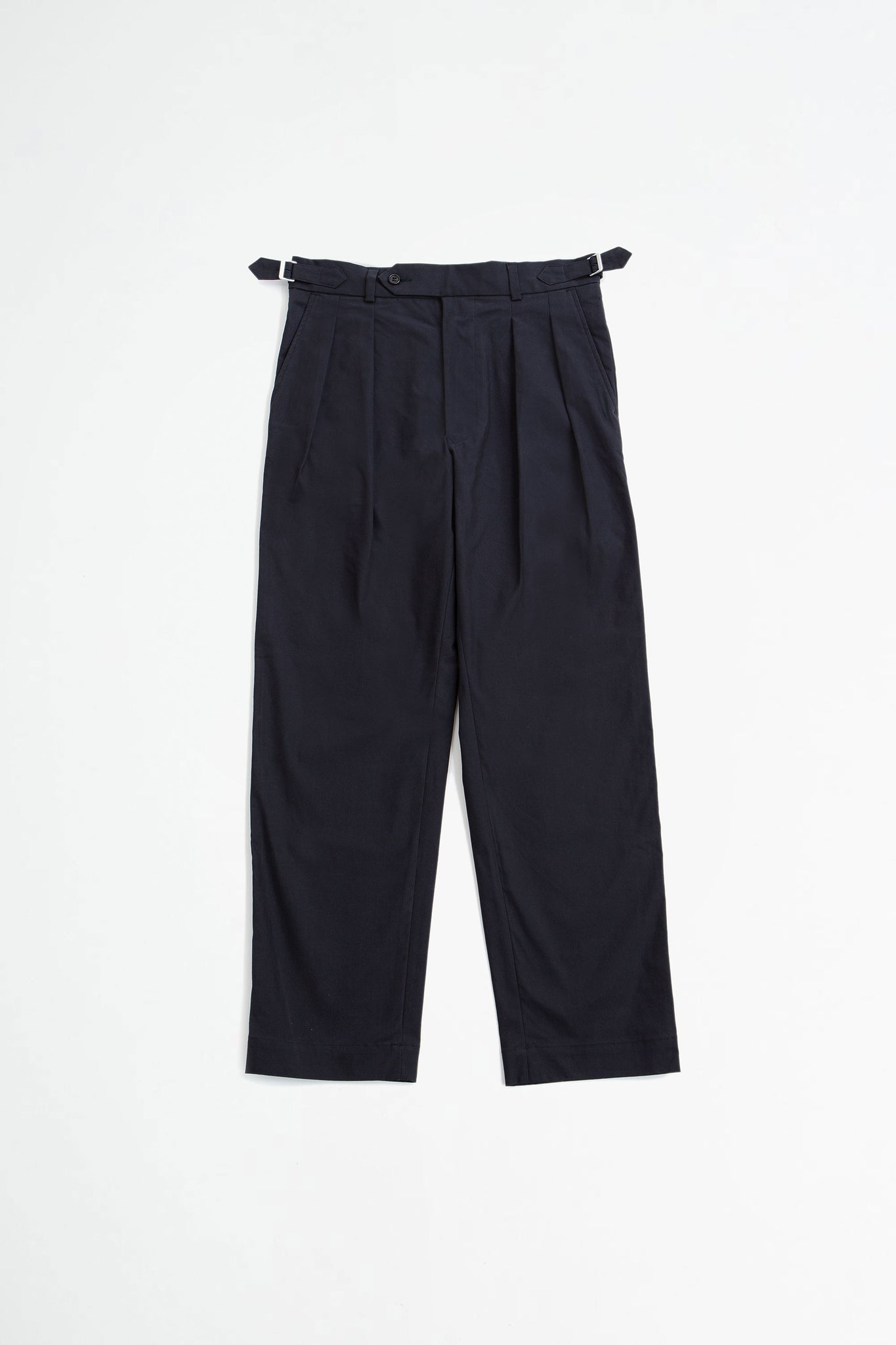 Officer tappered trousers navy