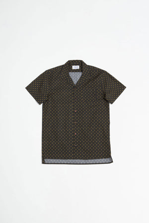 Cave S/S shirt gold leaf