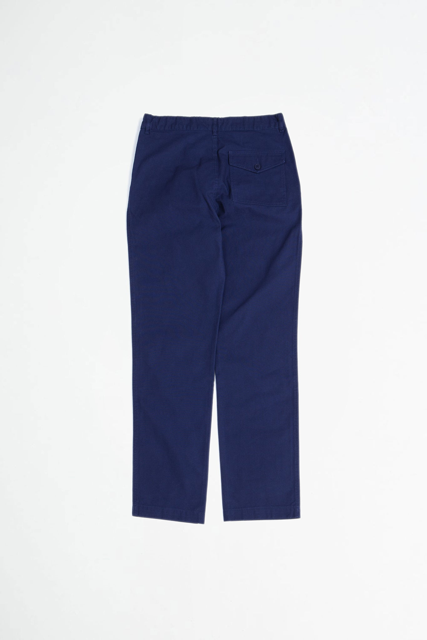 Gabare trousers heritage navire navy blue