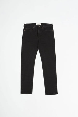 Mens tapered 5 pocket black 2 weeks