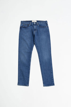 Tapered 5 pocket trousers mid vintage
