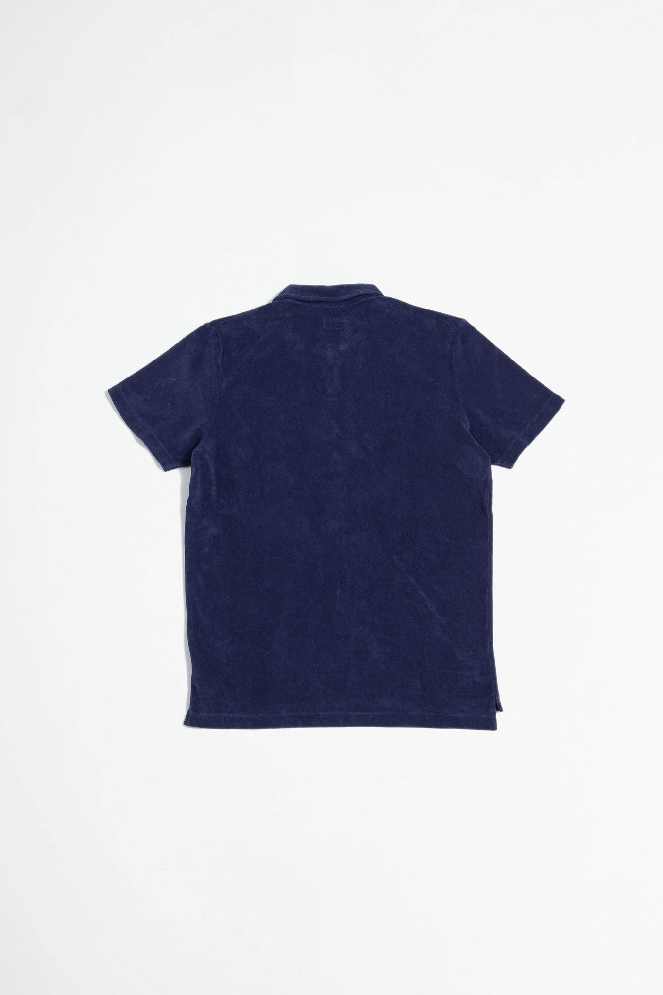 Vacation polo terry navy