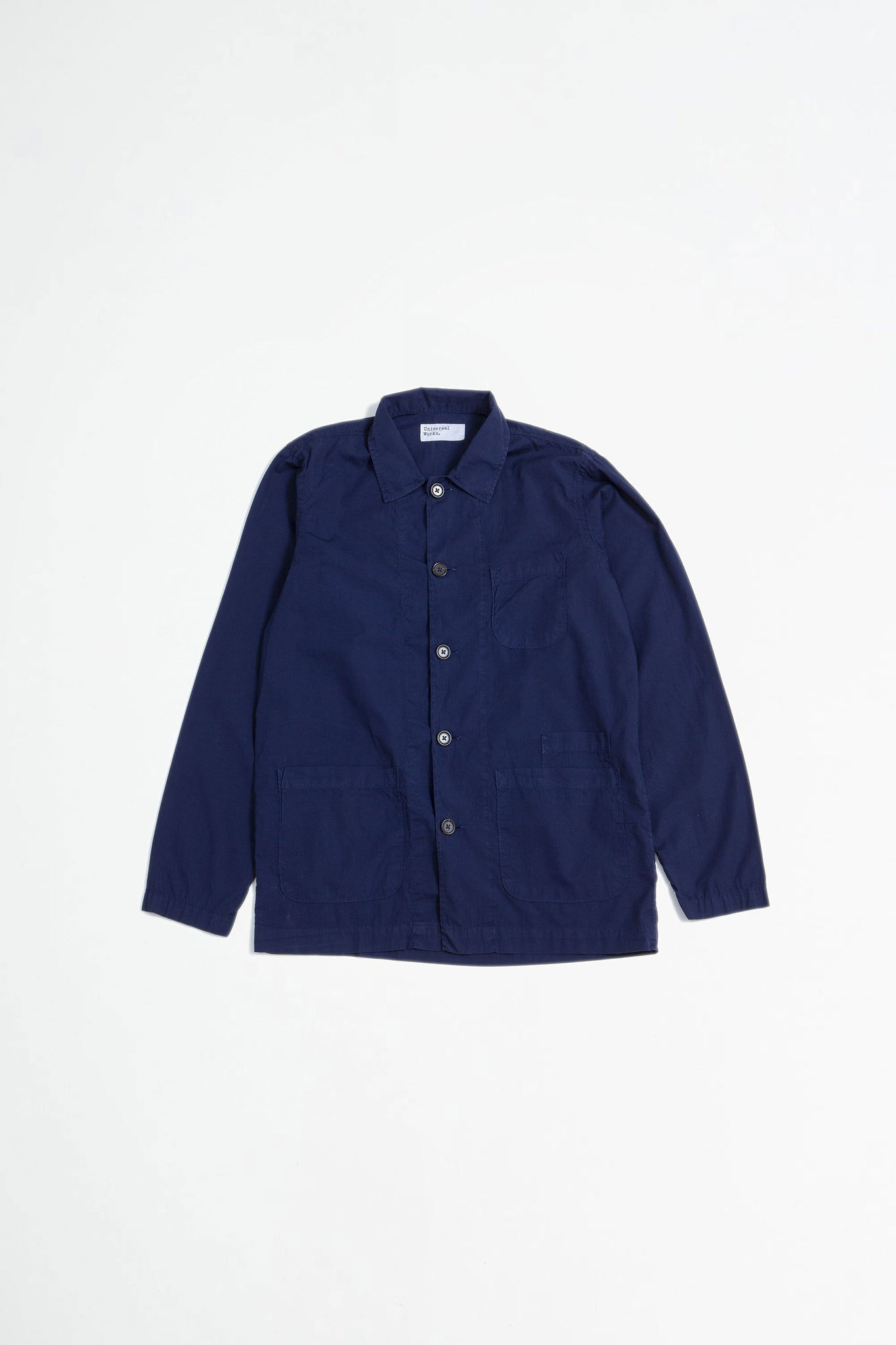Bakers overshirt blueprint