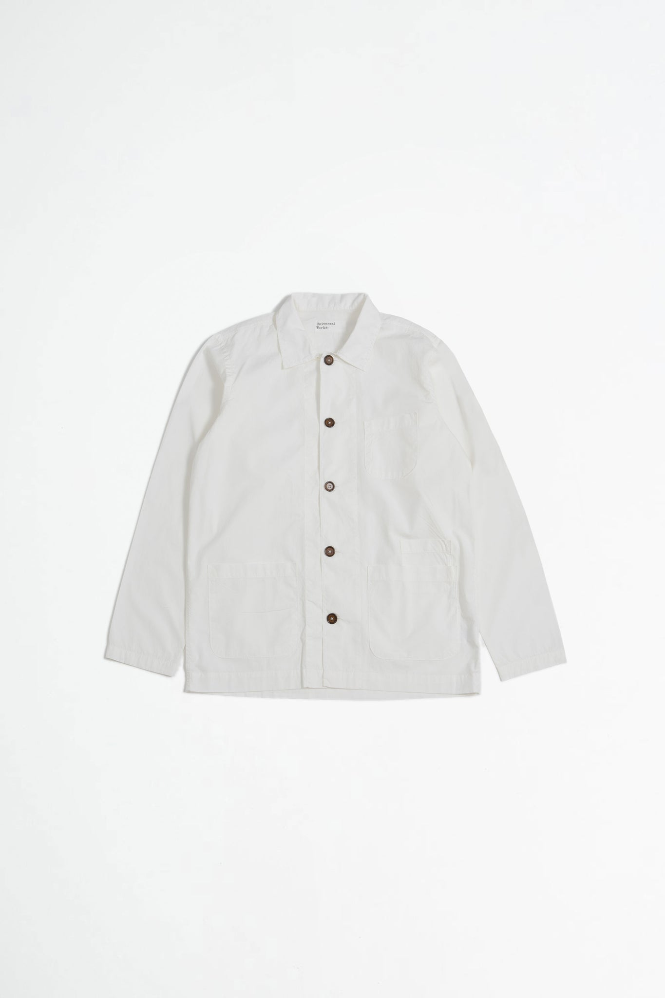 Bakers overshirt ecru