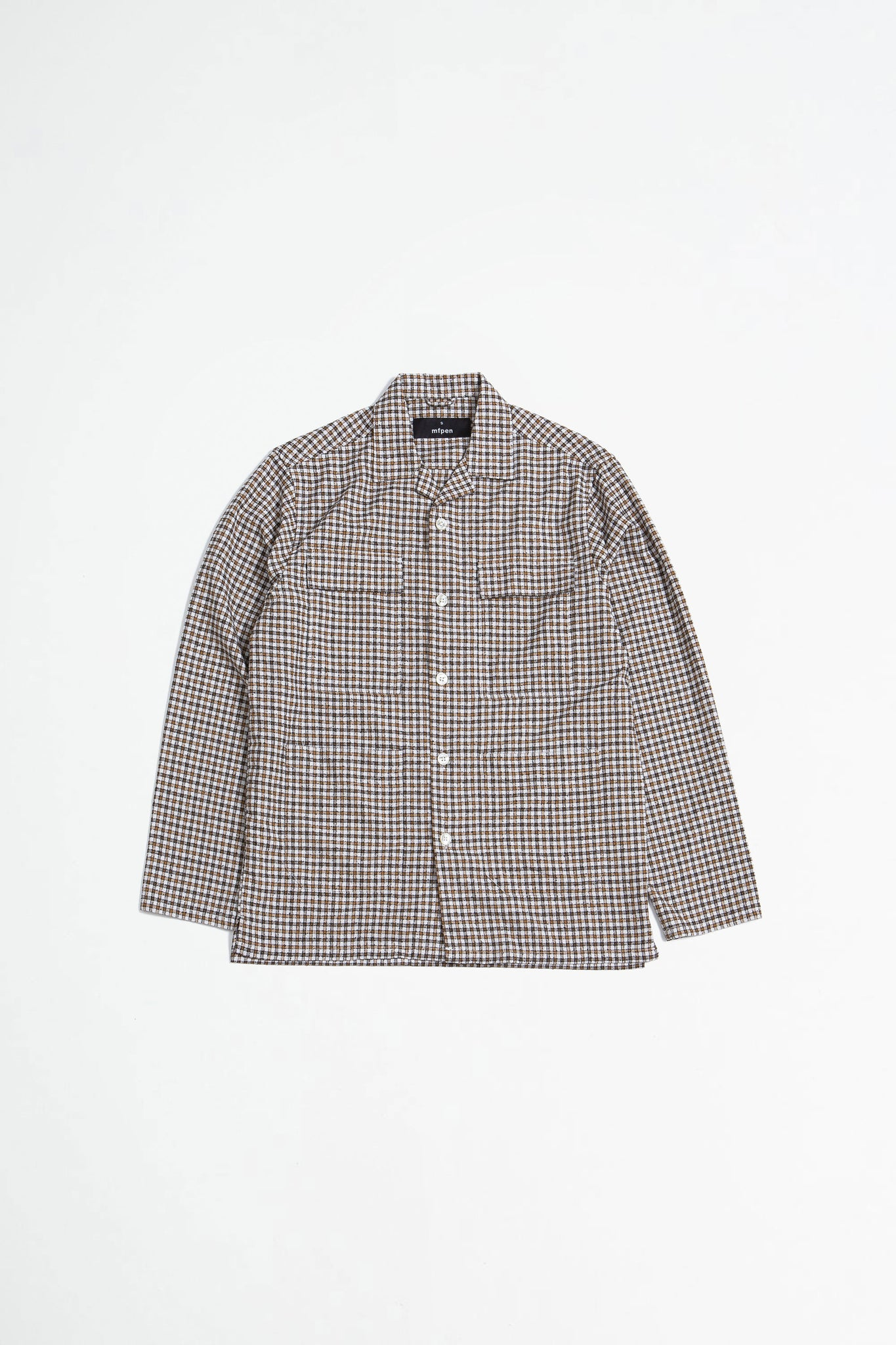 Work shirt brown