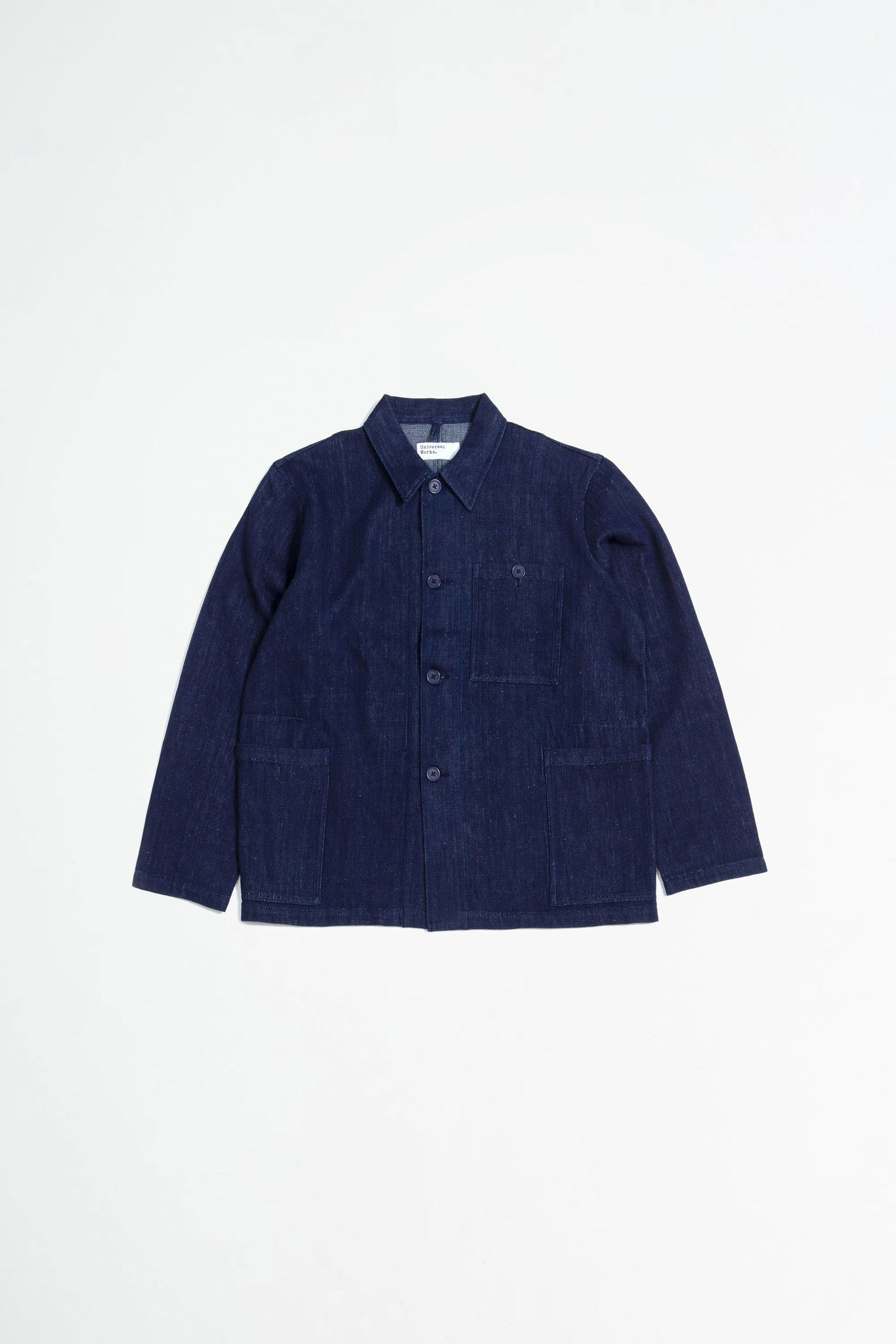 Labour jacket II denim indigo