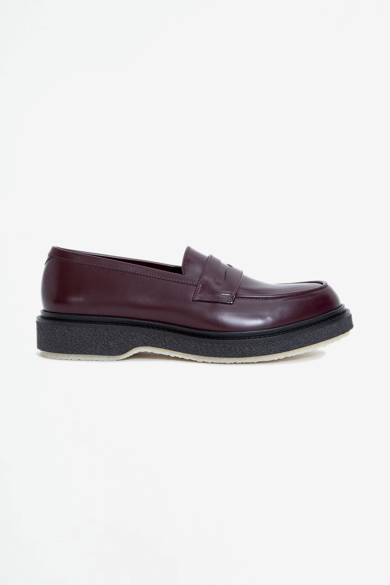 Type 5 classic loafers bordeaux