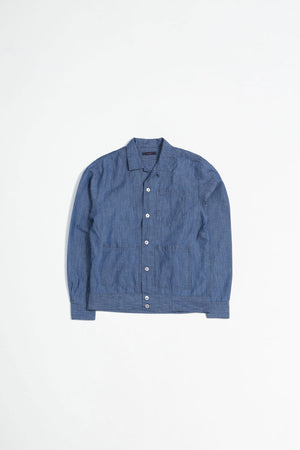 Bell jacket denim