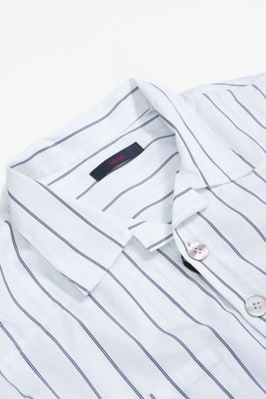 Stanley shirt stripes white
